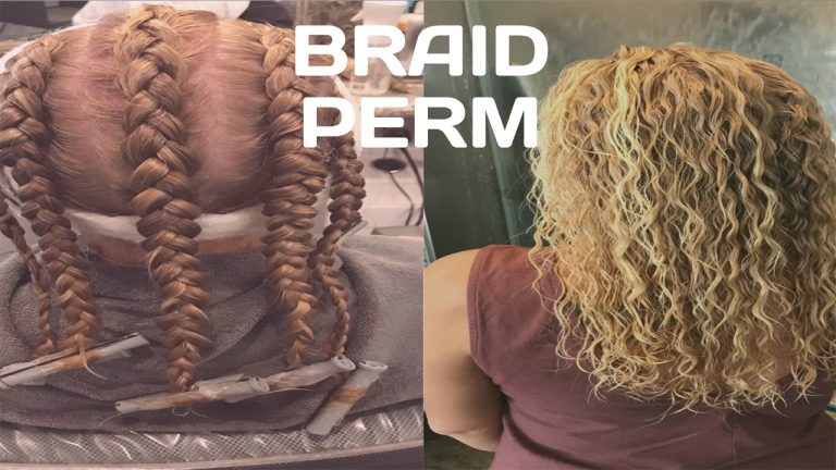 Braid Perms | How to get a Braid Perm | Popular Products