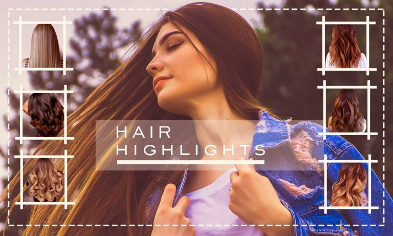 Hair Highlights | Types of Highlights Hair | Balayage vs Highlights