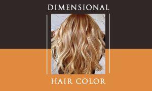 dimensional hair color