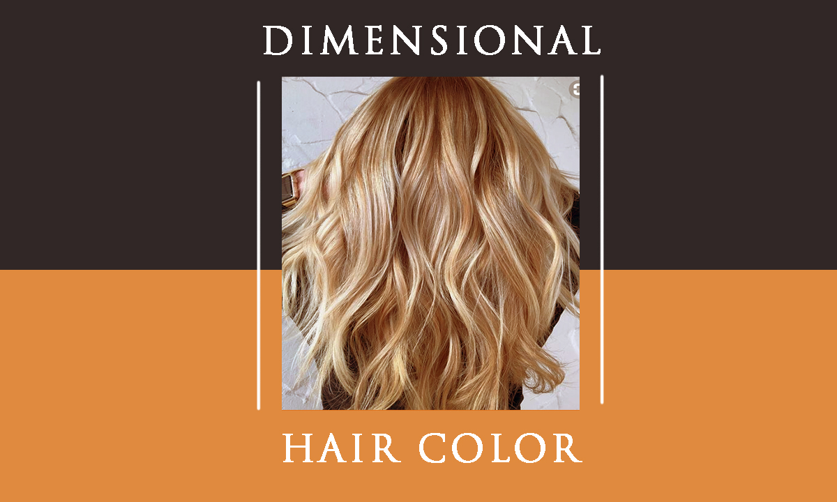 dimensional hair color