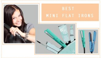 best mini flat iron