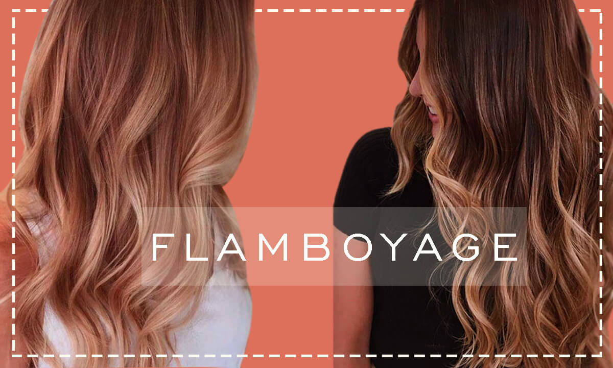 flamboyage highlights