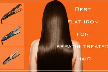 Best flat iron for keratin treated hair