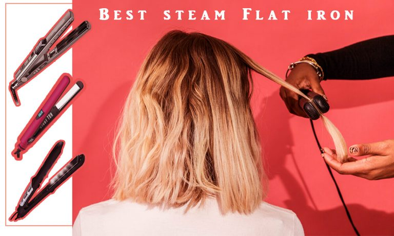 Top 15 Best Steam Flat Irons | Steam Straightener Vs Flat Iron
