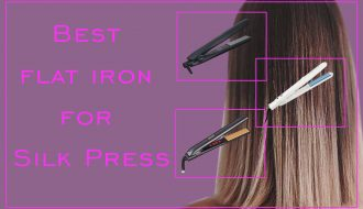 best flat iron for silk press