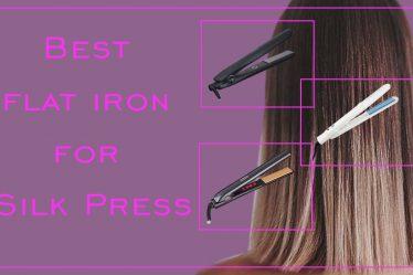 best flat iron for silk press