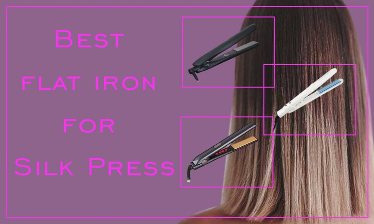 Best Flat Iron for Silk Press | Top 3 Flat Irons Reviewed