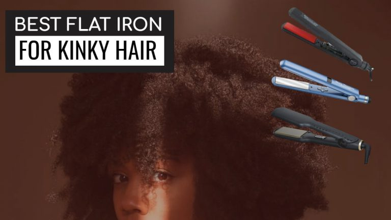 Best Flat Iron for Kinky Hair | Buyer Guide to Select Best Flat Iron