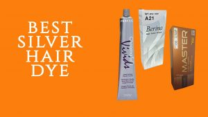 best silver hair dye color