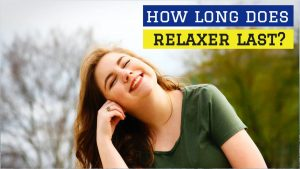how long does a relaxer last