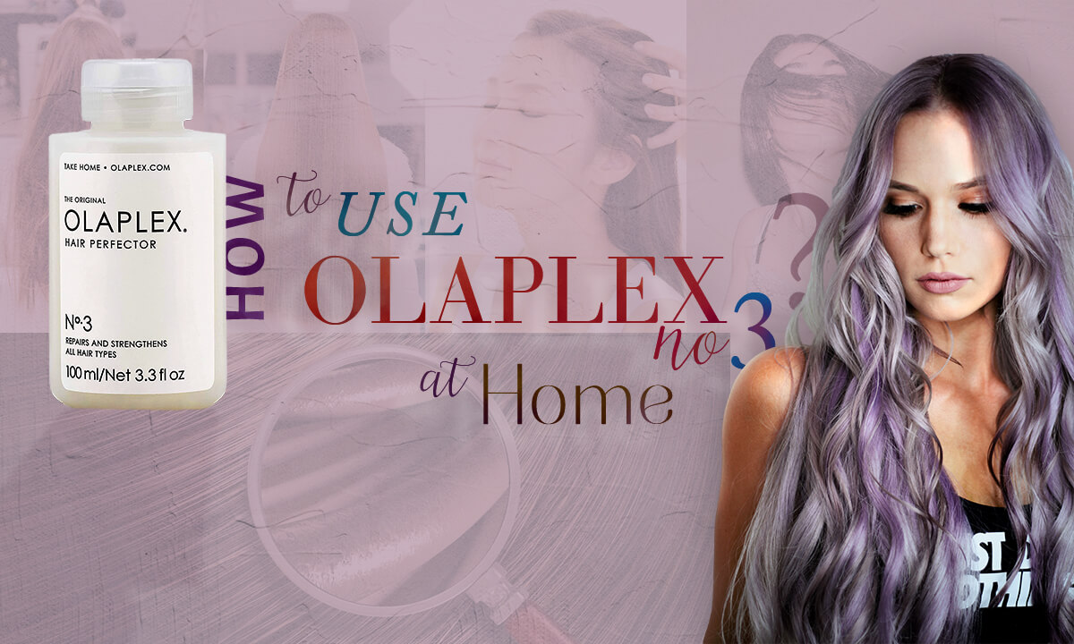 How to Use Olaplex No 3 at Home