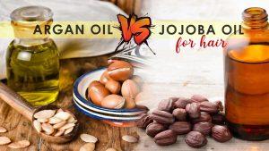 Argan Oil vs Jojoba Oil for Hair