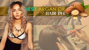 Best Argan Oil Hair Dye