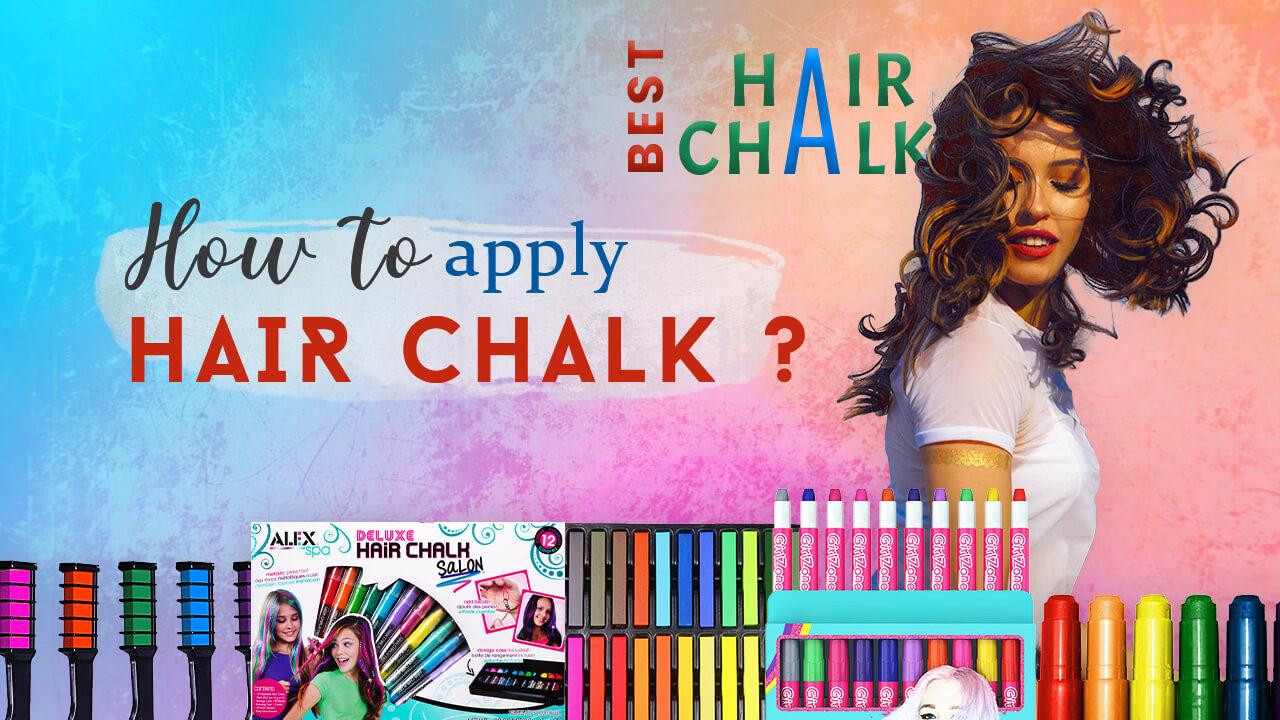 Best Hair Chalk - Top 5 Picks