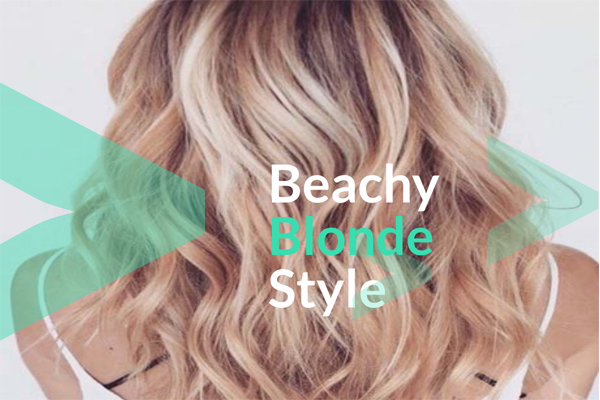 Blonde Wave Perms