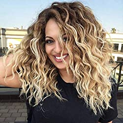 Beach waves for curly medium hair