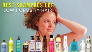 Best Shampoo for Low Porosity Hair