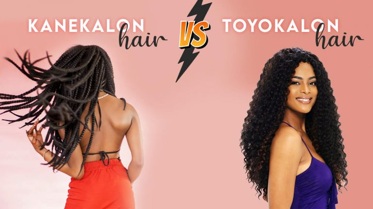 Kanekalon Hair vs Toyokalon Hair | Pros & Cons of Kanekalon & Toyokalon Hair