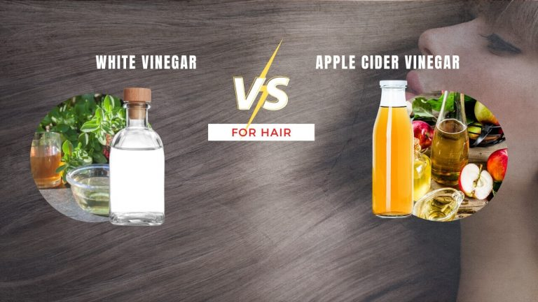 White Vinegar Vs Apple Cider Vinegar for Hair | Benefits of Apple Cider Vinegar