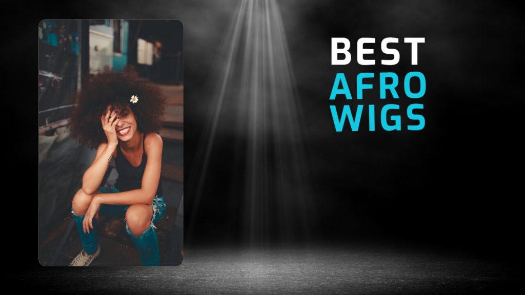 best afro wigs