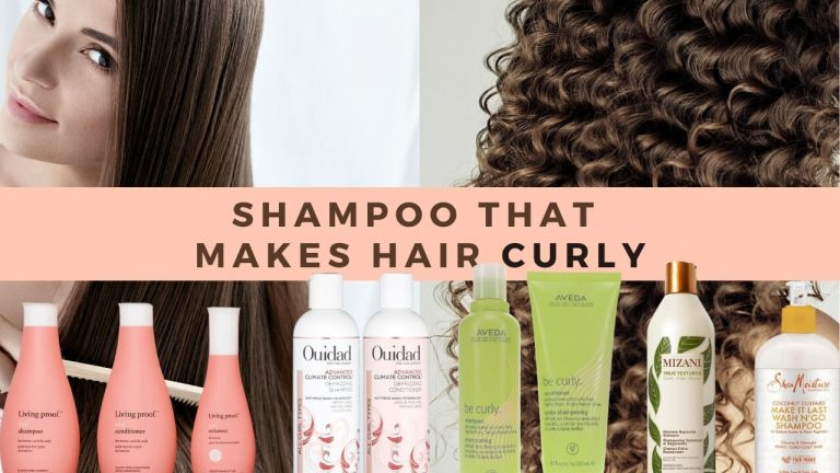 Do Curling Shampoos Really Work? [5 Shampoos that Make Hair Curly]