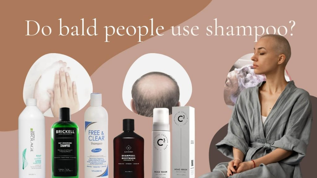 How Often Should You Shampoo Your Bald Head? Which Shampoo Is Better?