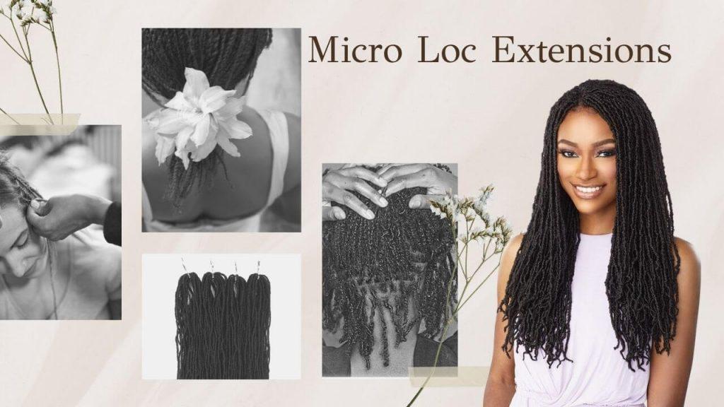 Micro Loc Extensions